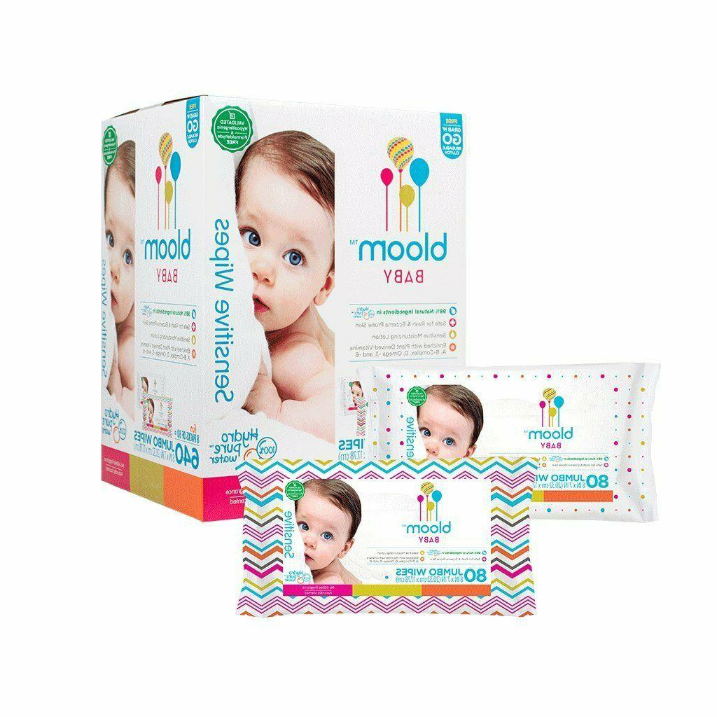 baby wipes by bloom baby all natural