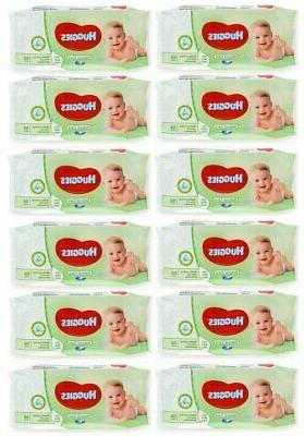 baby wipes natural care 56ct 12 pack