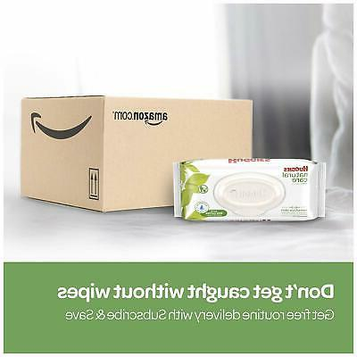 Baby Wipes Care Unscented Refill Packs