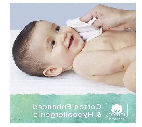 Baby Wipes Pampers Pure Sensitive Water 8 Unscented