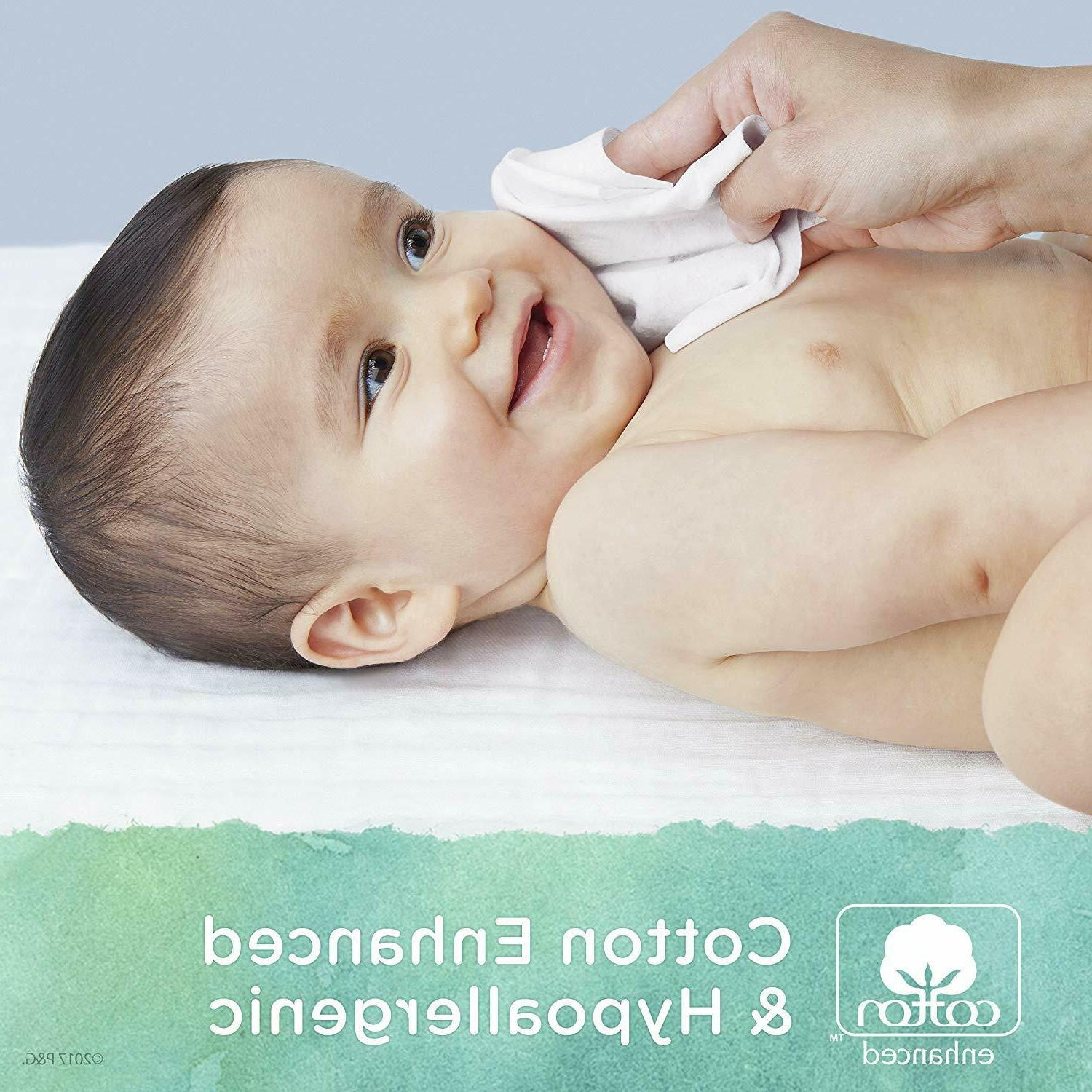 Pampers Baby Sensitive Water Baby Wipes Unscented, ct
