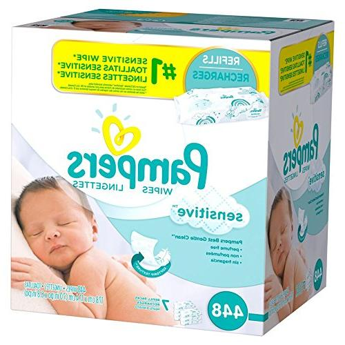 Baby Sensitive Water Hypoallergenic and Unscented, 504