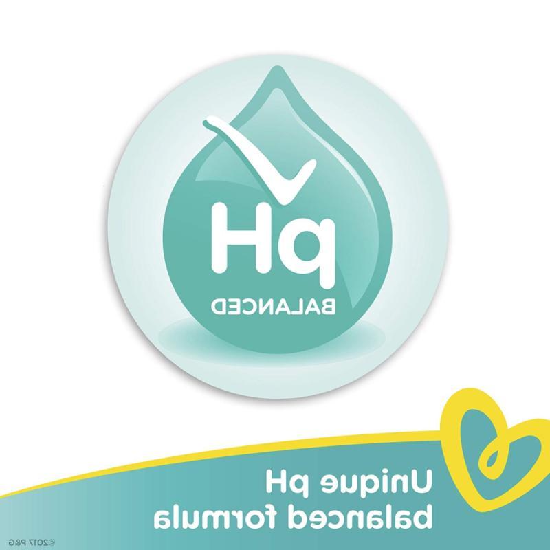 Baby Pampers Sensitive Water Diaper, Hypoallergenic Unscented,