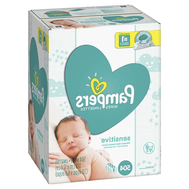 baby wipes sensitive water diaper hypoallergenic