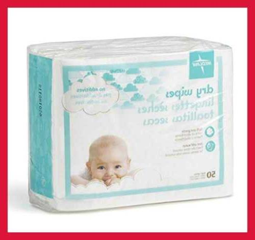 Medline Babysoft Skin Cloths Of
