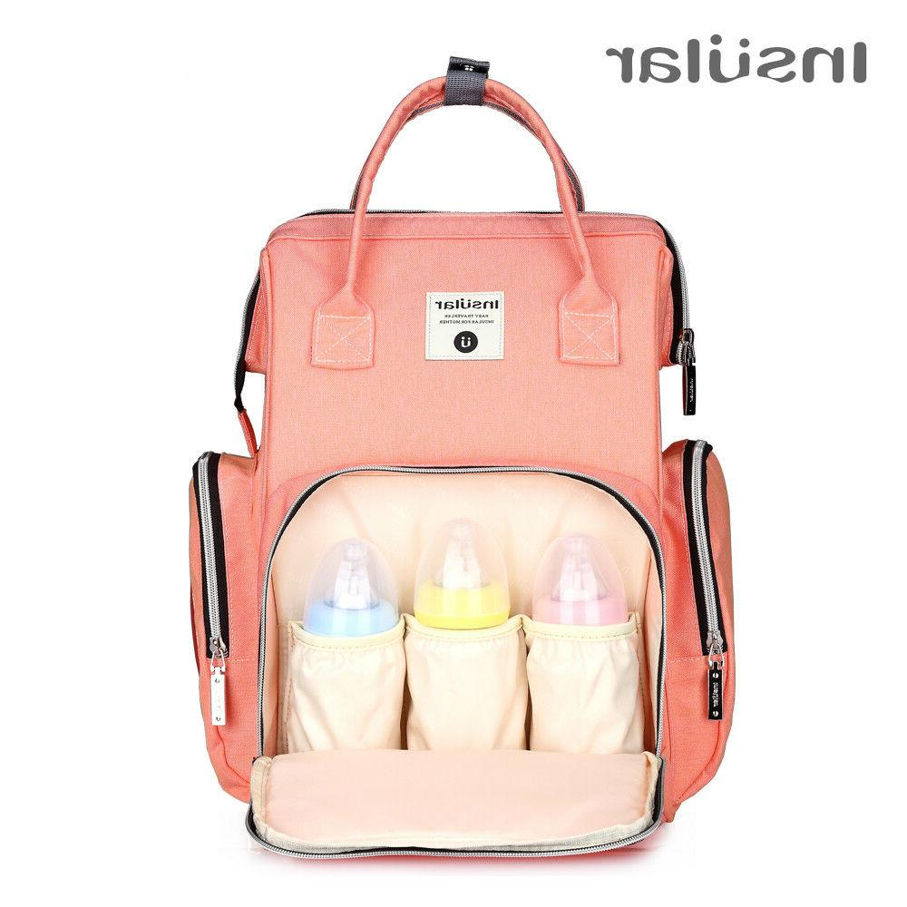 Backpack Travel Bag Baby Maternity Mother Mum Nappy