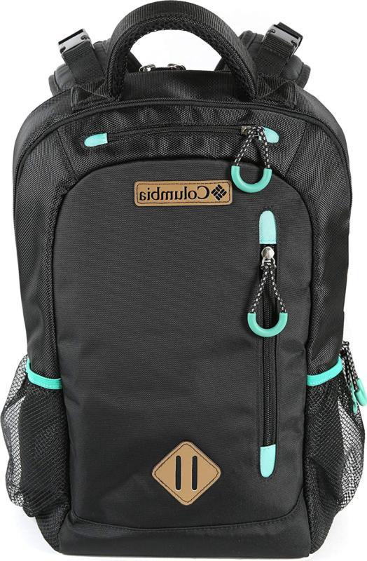 backpack diaper bag black carson pass storage