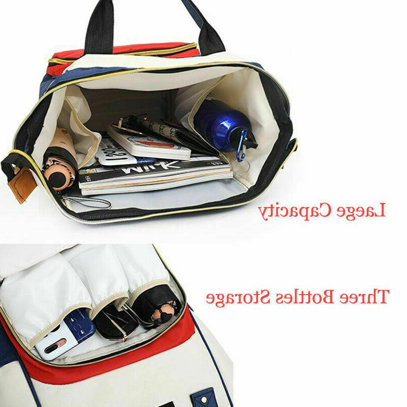 Portable Bag Mummy Travel Backpack Handbag