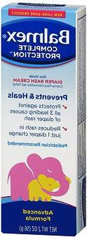 Balmex Zinc Oxide Diaper Rash Cream 2 oz.