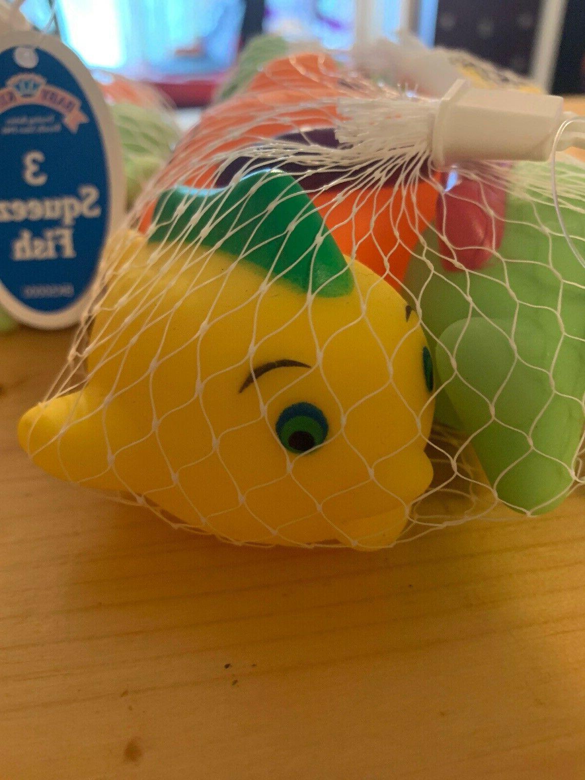 Baby Fish Toy - Sets Three Diaper Cake Baby