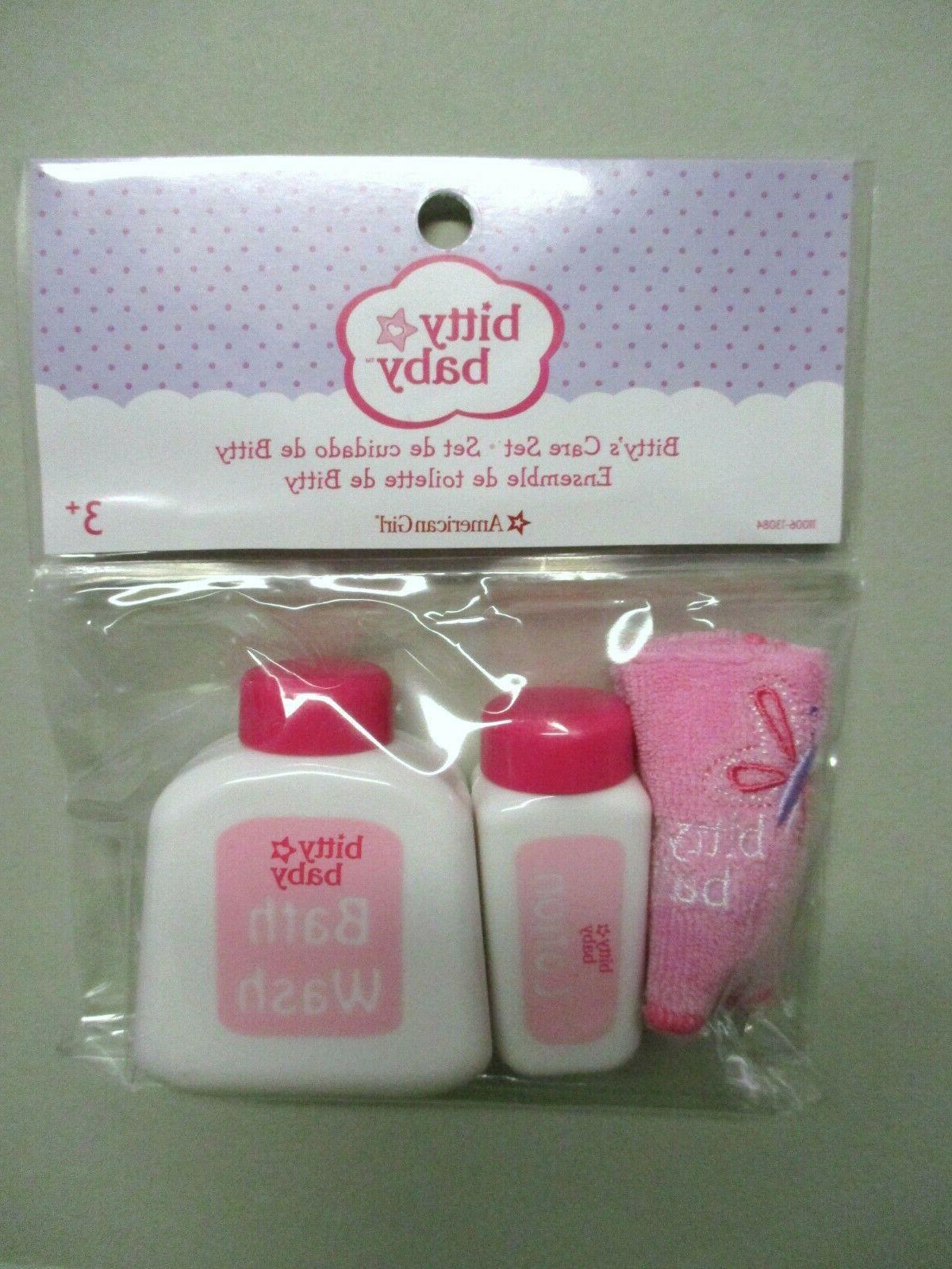 bitty baby diaper bag essentials bath wash