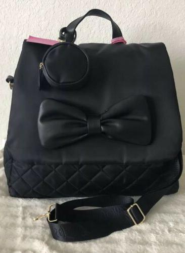 BETSEY 3PC BABY BACKPACK DIAPER BAG NWT