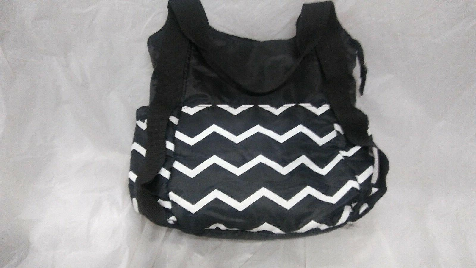 Baby Black Diaper Bag Pad New
