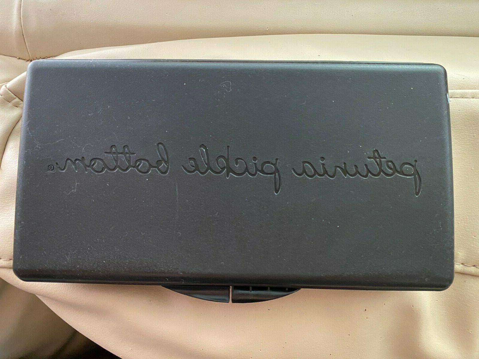 Petunia Pickle Boxy backpack NWT glazed