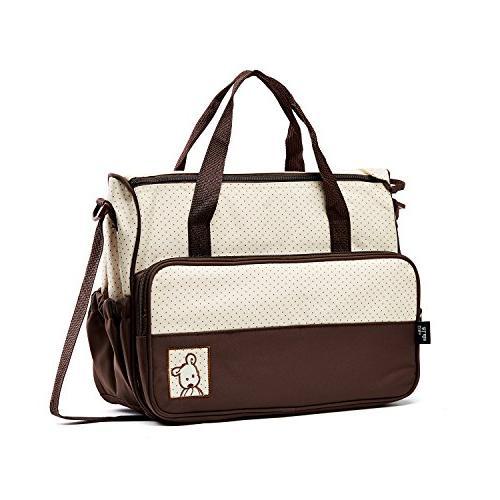 SoHo- Brown bag with pieces set
