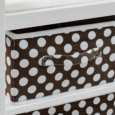 Brown Infant Table Diaper New