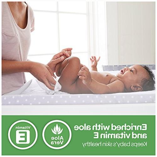 HUGGIES Natural Baby Sensitive, Water-Based, Refillable 32 Total