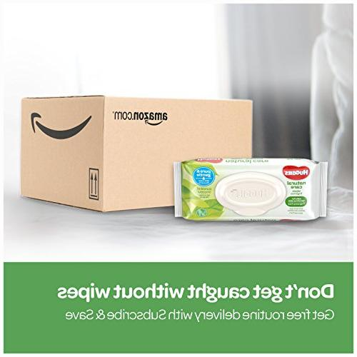Huggies Natural Care Baby Wipes, Sensitive, Hypoallergenic, Water-Based, 3 648