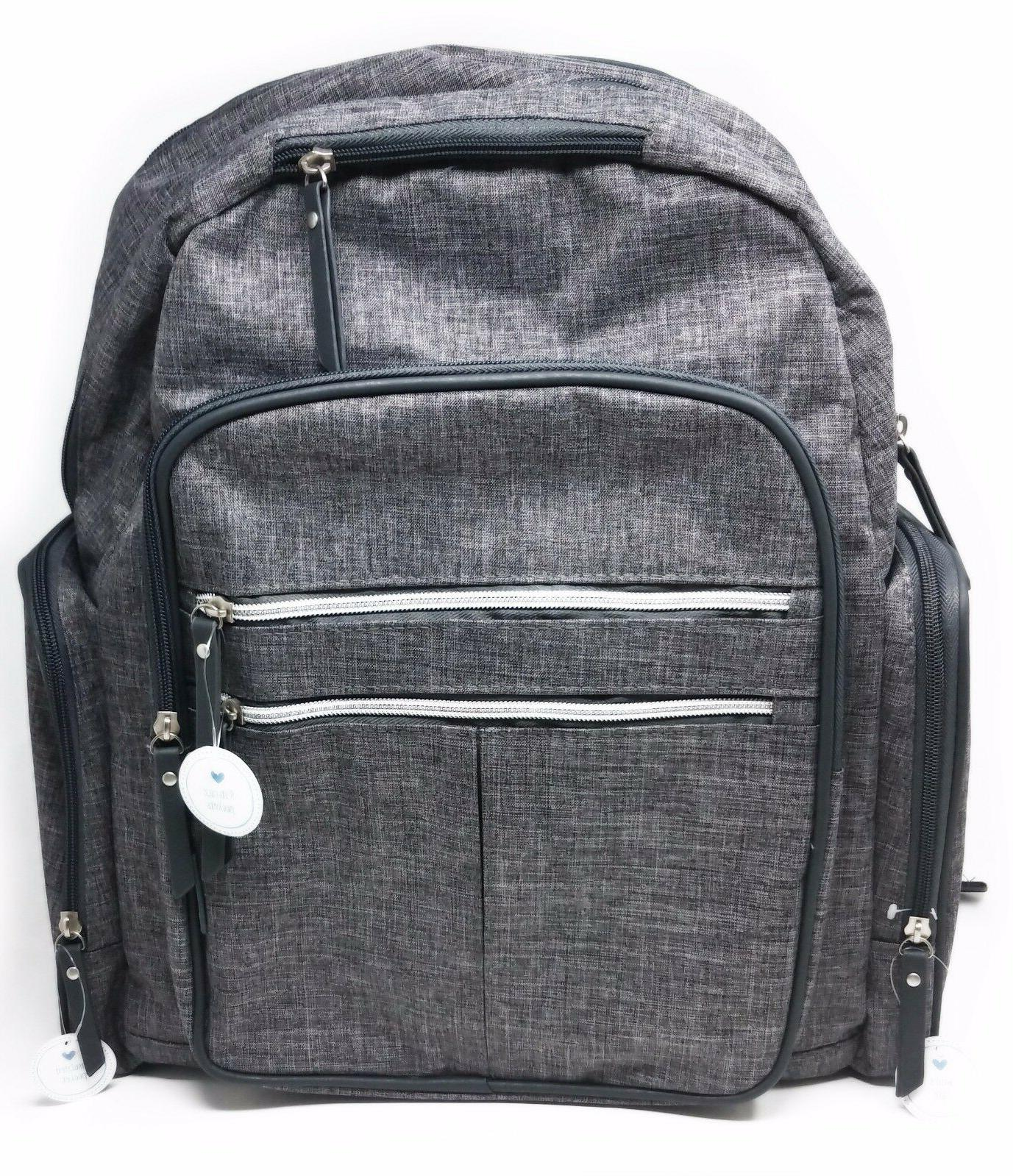 carter s on the move backpack diaper