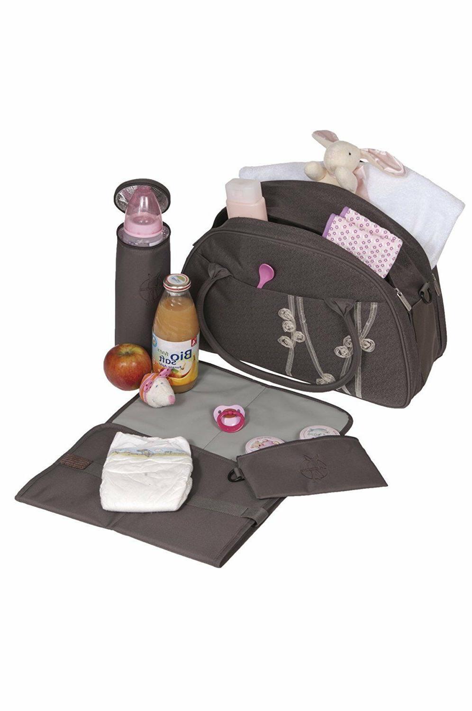 Lassig Casual Style Diaper Bag Stylish Shoulder Bag Mom's Ba