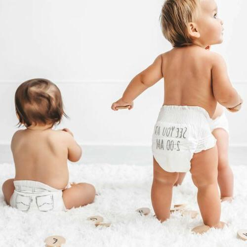 Clear and Dry Diapers | Hypoallergenic