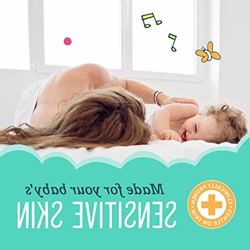 Seventh Free & Sensitive No Designs, Newborn 144 count