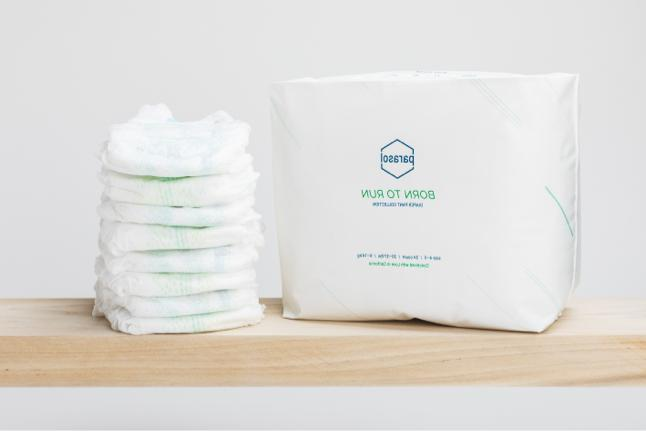clear dry pull up disposable diapers size