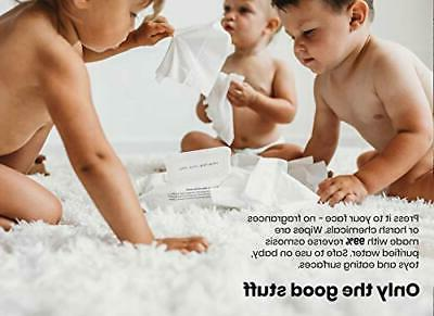 Parasol Baby Wipes, Diaper &