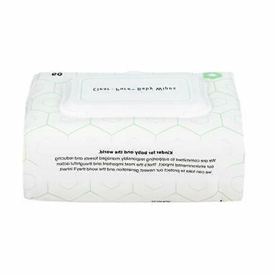 Parasol Clear+Pure Wipes, Diaper