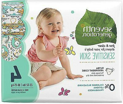 clear sensitive skin diapers
