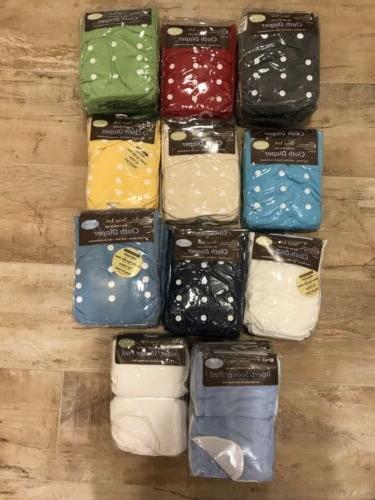 cloth diaper lot all in two ai2