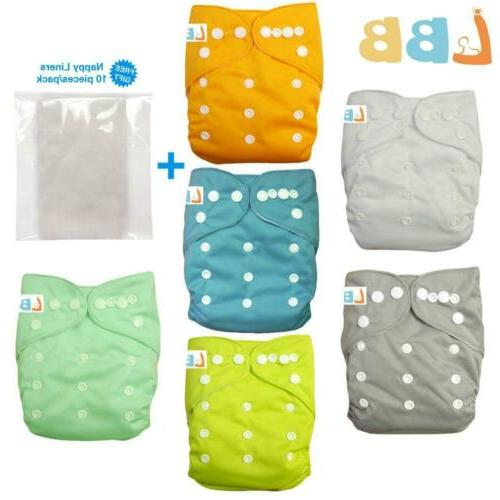 cloth pocket diaper soft reusable