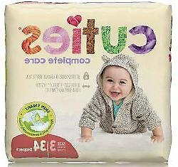 Cuties Complete Care Baby Diaper Size 3 16 to 28 lbs. CCC03