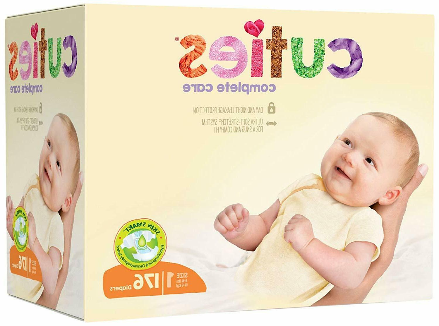 complete care baby diapers size 2 40