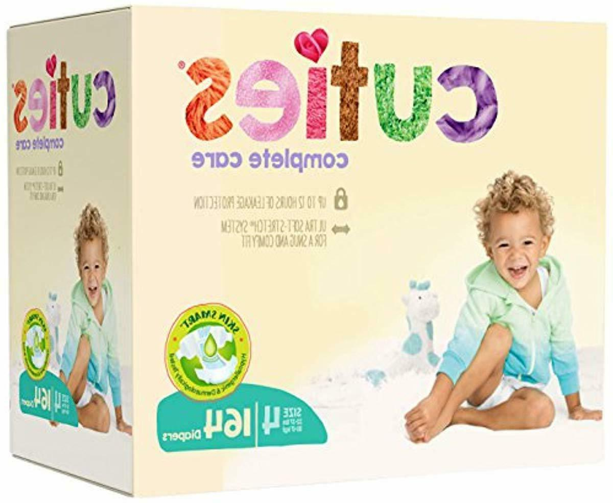 complete care baby diapers size 4 164