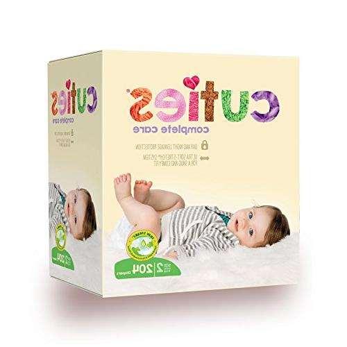 complete care baby diapers