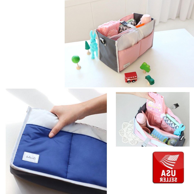 conitale diaper bag insert stroller organizer pram