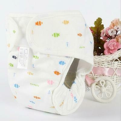 Cotton Baby Diaper Washable Cloth Diapers