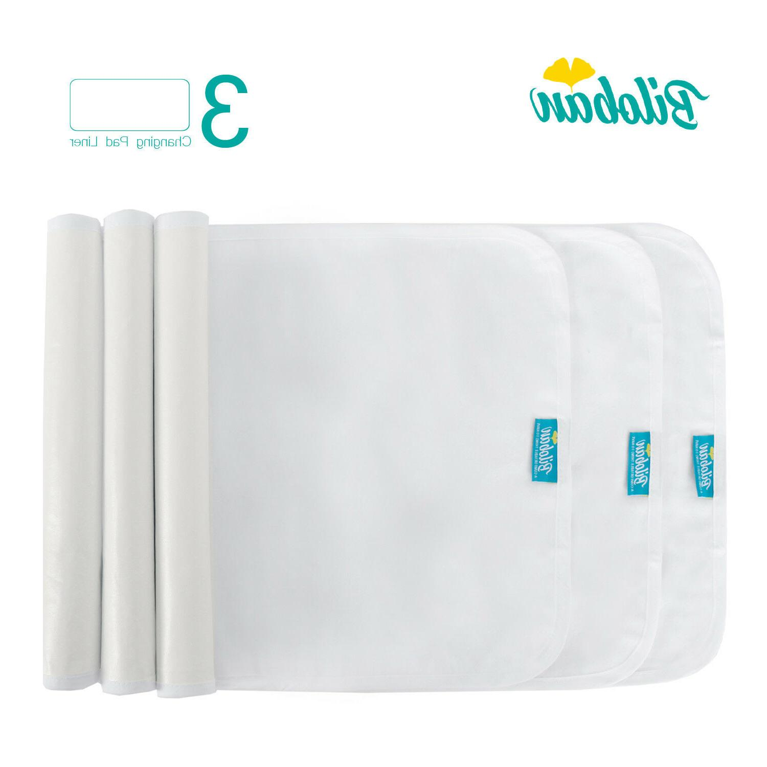 cotton changing pad liner