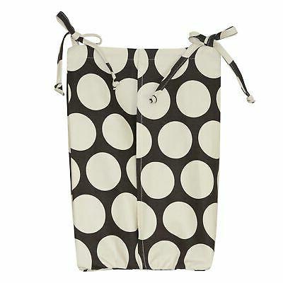 Cotton Tale Designs Jayden Chocolate Big Dog Diaper Stacker
