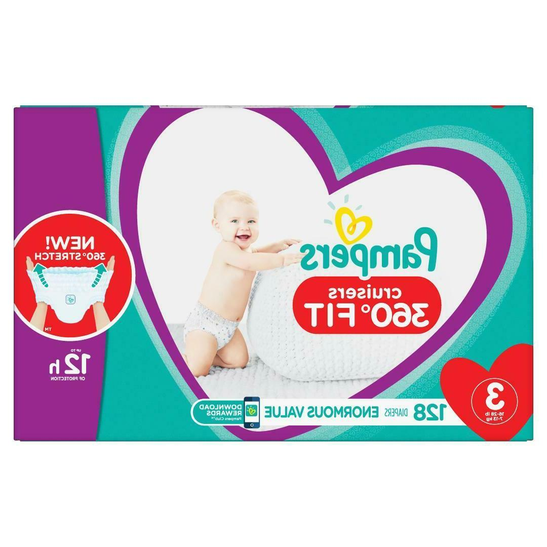 cruisers 360 disposable diapers size 3 16