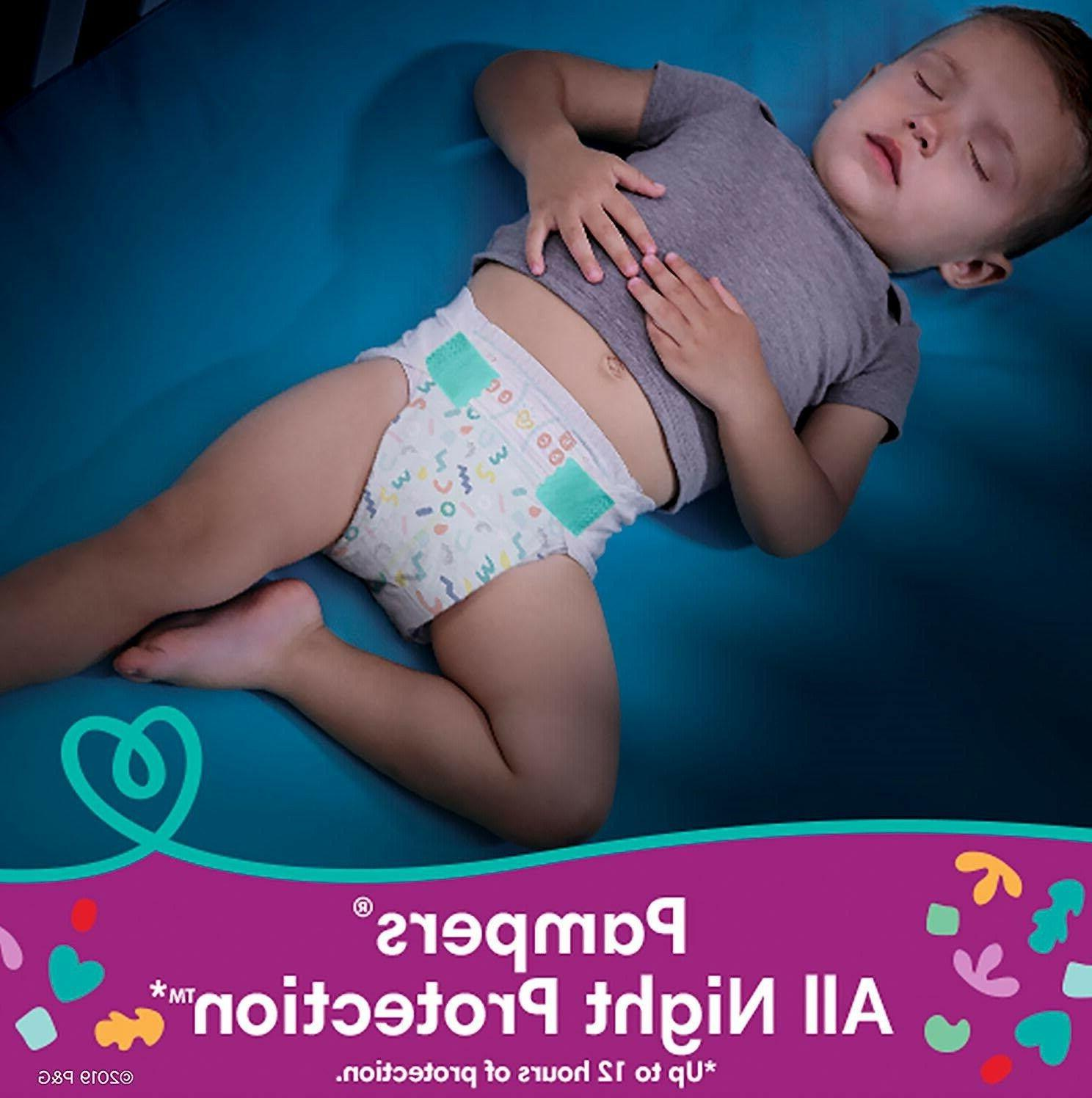 Pampers Cruisers 4 -