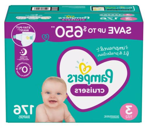 Pampers Diapers Pack 3 6 7 Jumbo. choose