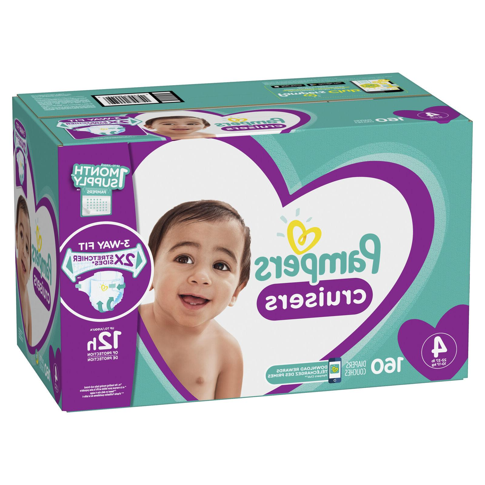 Pampers Diapers 22 - Count