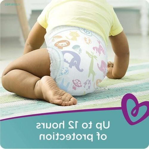 Pampers Cruisers Disposable Diapers 6, Count,