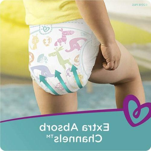 Pampers Baby Diapers Count, MONTH SUPPLY,New