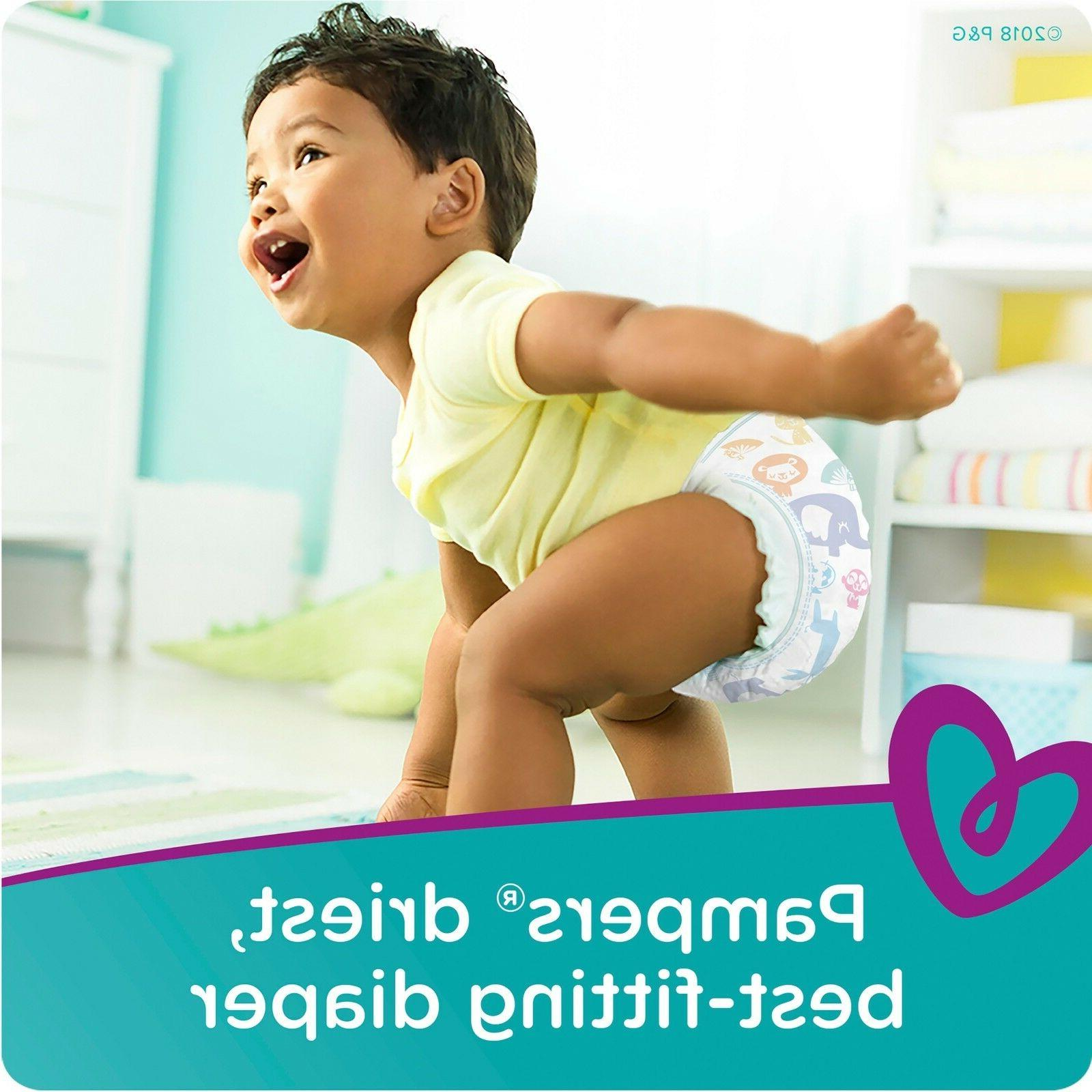 Pampers Size 7, Count - SHIPPING