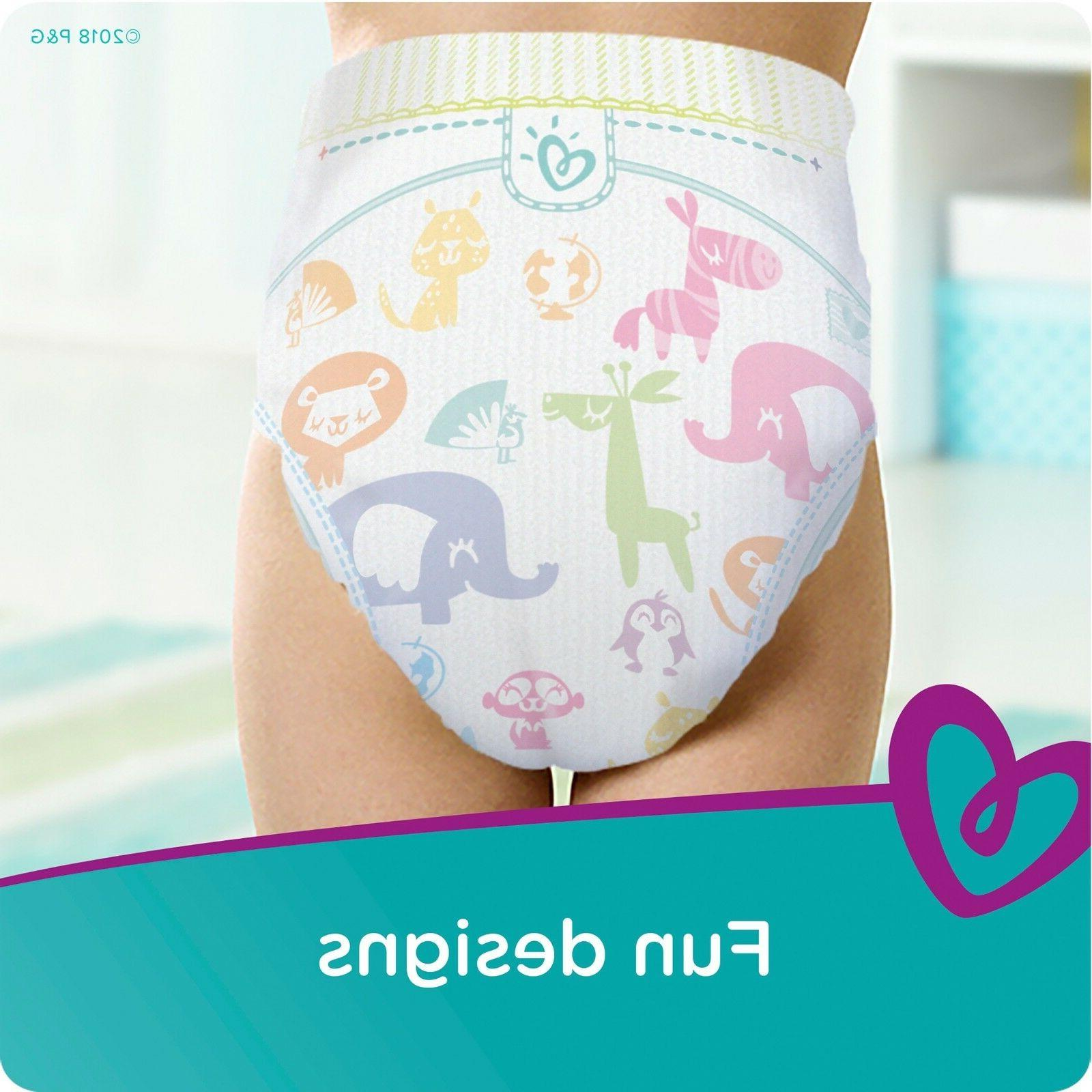 Pampers Disposable Size 88 Count - FREE SHIPPING