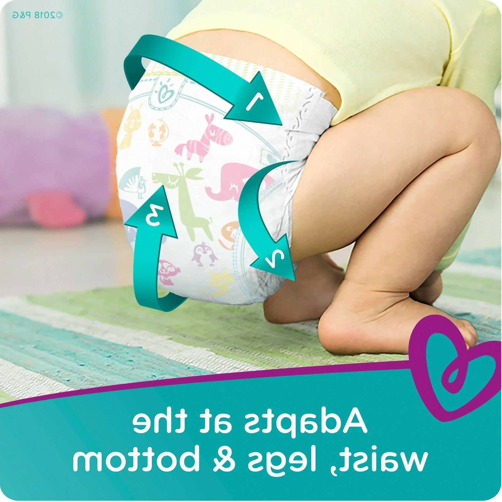 Pampers Diapers -