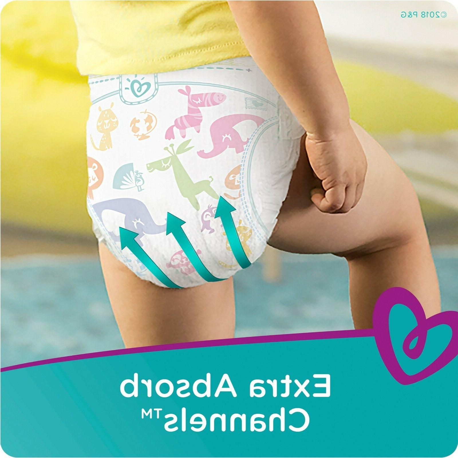 Pampers Size - FREE